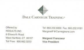 Click to see Dale Carnegie Training Details